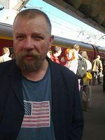 фильм Светланы Басковой «За Маркса...», Сергей Пахомов